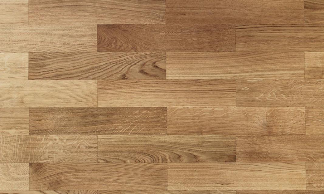 Solid Unfinished Wood Parquet Flooring Scotland