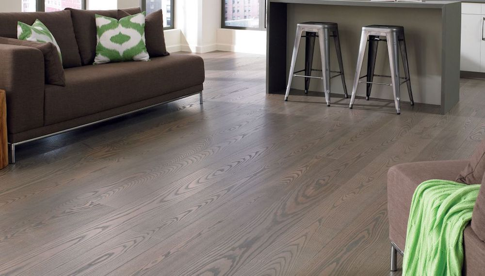Engineered Wood Flooring - Grey