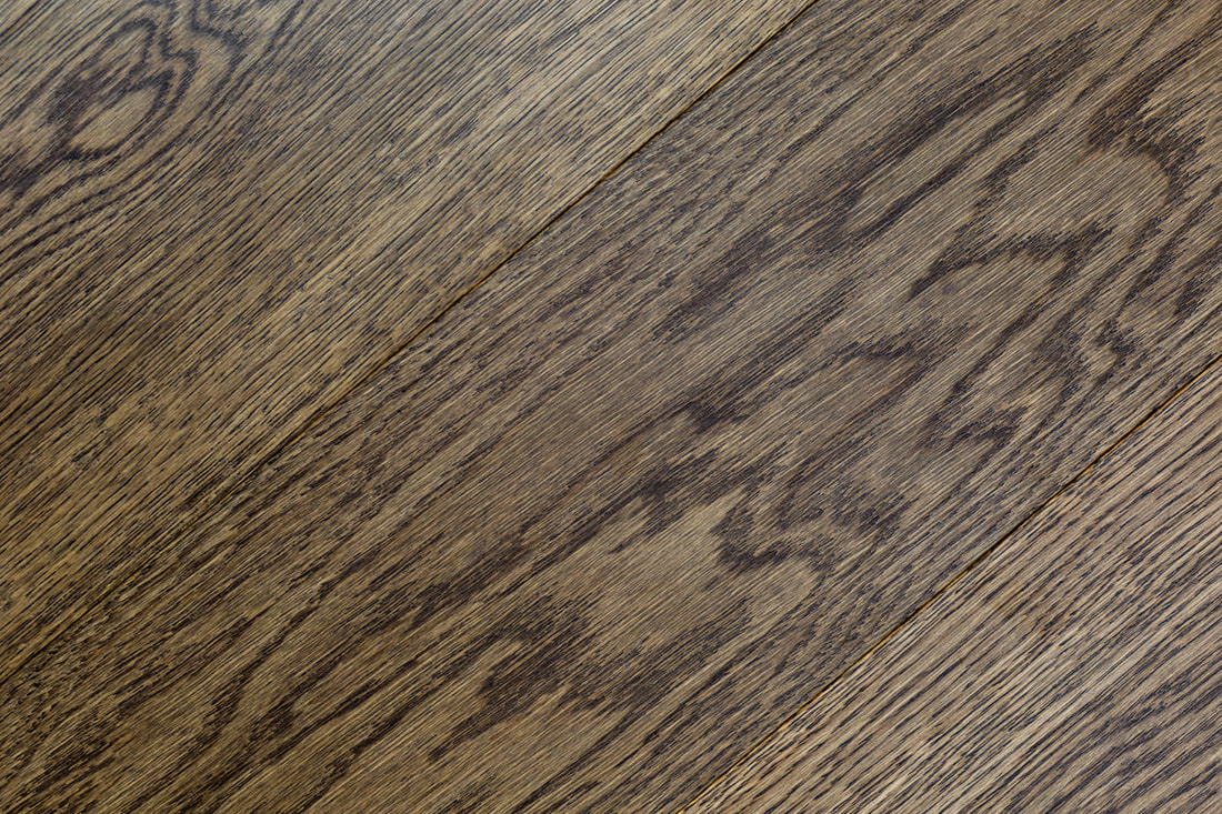 Deeper Brown - engineered wood floors