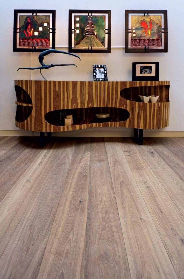 Engineered Wood Floors Mocca