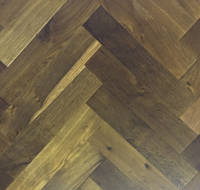 Remarkable Collections Of Solid And Engineered Herringbone Parquet
